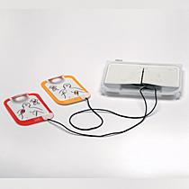 Physio Control Lifepak CR2 hållare för övningselektroder vuxen