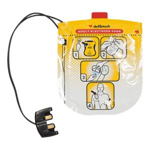 Defibtech Defibrillatie Elektroden voor Lifeline View