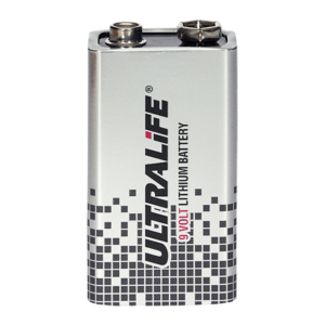 Defibtech Lithiumbatterij 9V t.b.v. de batterij unit