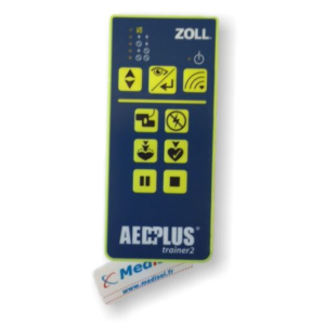 Zoll AED trainer fjärrkontroll
