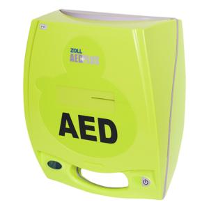 Zoll AED Plus zijaanzicht
