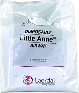 Laerdal Little Anne Luchtwegen