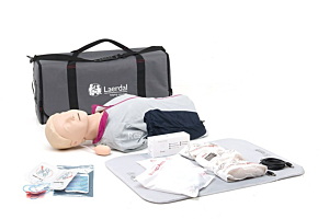 Resusci Anne QCPR AED Torso
