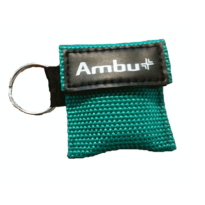 Ambu HLR-nyckelring med faceshield