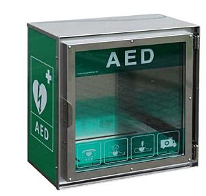 Claus Andersen AED Cabinet Polar