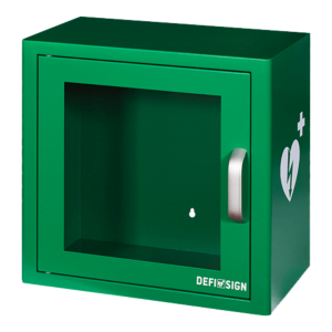 DefiSign AED wandkast