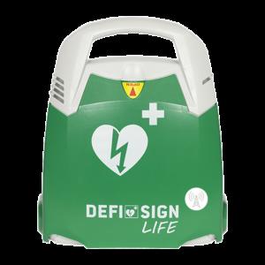 DefiSign Life Online hjärtstartare