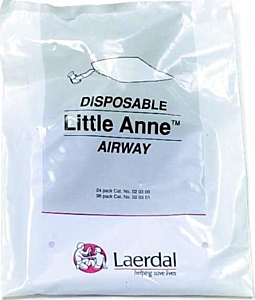 Laerdal Little Anne Luchtwegen