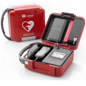 Philips Heartstart FR3 väska