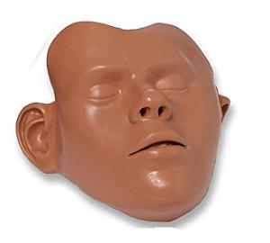 Ambu Man / Multiman / Uniman ansikten 5 st.