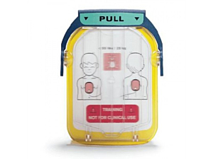 Philips Heartstart HS1 barn/spädbarn träningselektroder/kassett