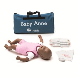 Laerdal Baby Anne (donker)