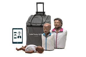 Laerdal Little Family QCPR, Donkere Versie