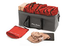 Mini Anne Plus Unicolor 10 st. - Den internationella versionen