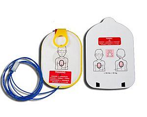 Philips HeartStart Trainer HS1 övningselektroder för barn/spädbarn