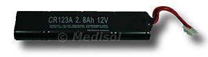 AED 7000 batterij