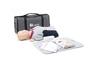 Resusci Anne First Aid Torso in Carry Bag